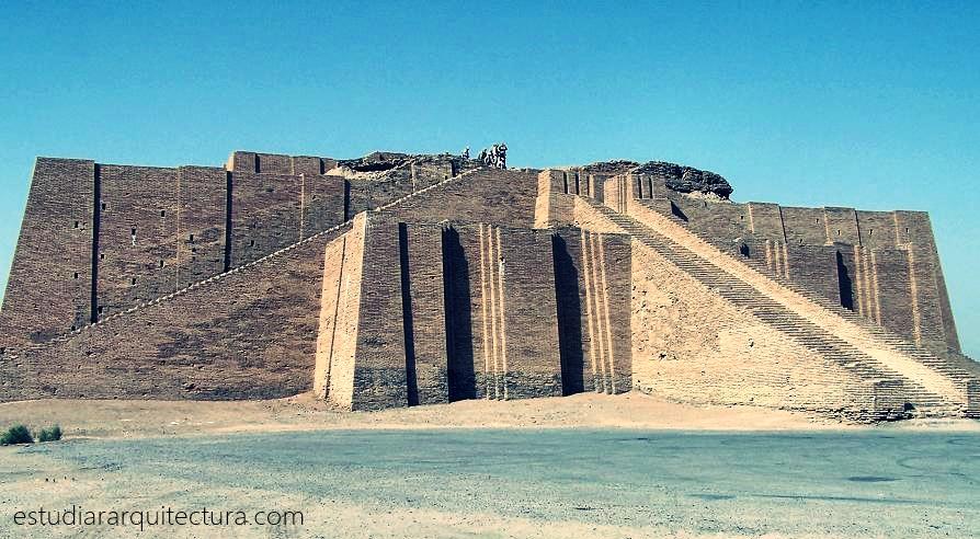 Arquitectura Sumeria y Egipcia