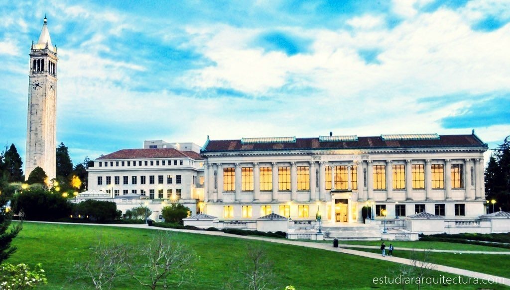 Estudiar Arquitectura en University of California, Berkeley